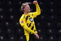 Borussia Dortmund: Viererpack: BVB-Matchwinner Haaland verrät sein Tor-Rezept