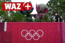 Reportage: So fühlt sich Olympia 2021 in Tokio an