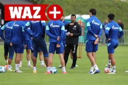 Schalke vor HSV-Spiel: Warum Trainer Grammozis warnt