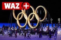 Eröffnungsfeier in Tokio: Olympische Spiele ohne Pomp