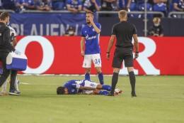 Schalke: Sorgen um verletzten Kapitän Danny Latza