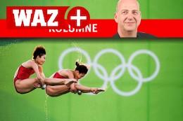 Olympia im TV: Manchmal wie die Sportsendung mit der Maus