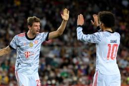 Lewy-Doppelpack! Bayern überrollt den FC Barcelona