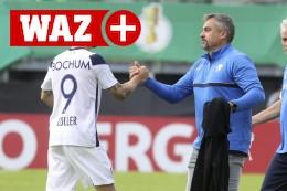 VfL Bochum: Reis schließt Saison-Aus für Zoller nicht aus