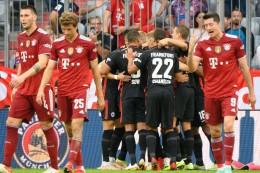 1:2! Frankfurt düpiert den FC Bayern - Kevin Trapp überragt