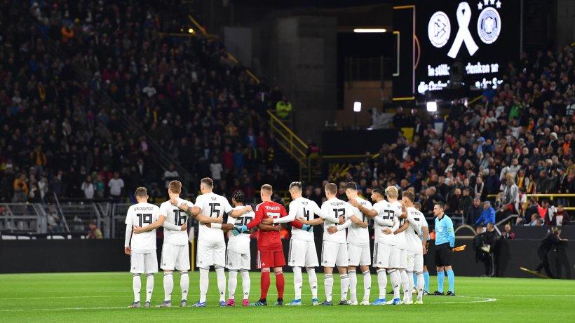 Fußball-Länderspiel: Viele Sitze bleiben wieder leer - WAZ News