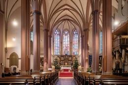 Glaube: Freikirchliche Christen sollen Schifferkirche Ruhrort retten