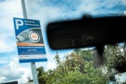 Parken: Ein Jahr Parksensoren beim Discounter: So läuft das Prinzip