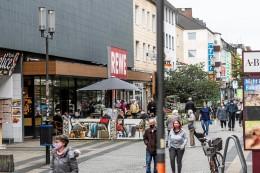 Stadtentwicklung : An der Fischerstraße in Wanheimerort gibt's viel zu tun