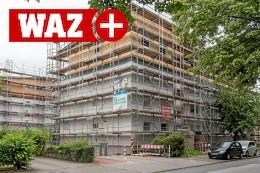 Genossenschaft Duisburg-Süd setzt neue Wohnungen aufs Dach