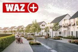 Am Alten Angerbach: 125 Häuser und Villen vor Verkaufsstart