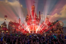 Tomorrowland 2021: Spektakuläre Party im Musik-Märchenland
