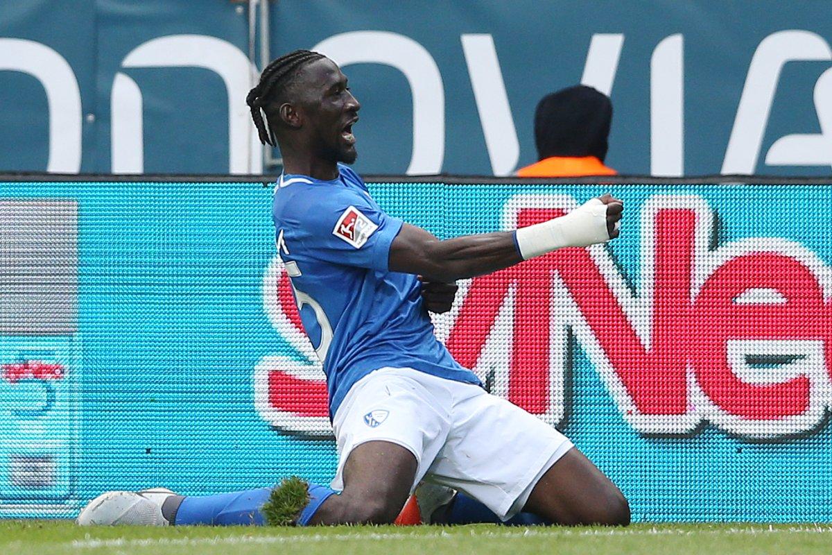 VfL Bochum will Ganvoula für eine weitere Saison ausleihen