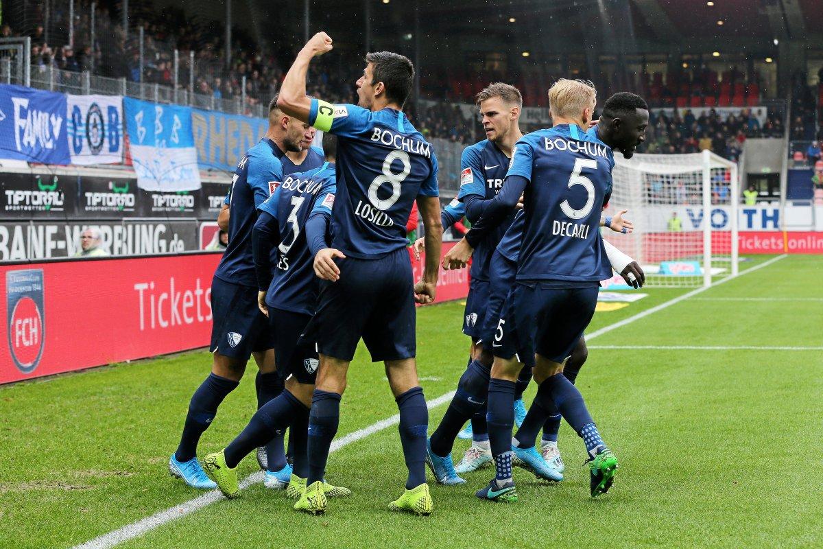 Der erste Auswärtssieg des VfL Bochum nach 290 Tagen