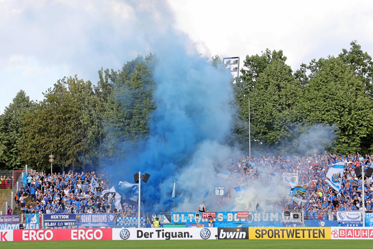 VfL Bochum bezahlt Strafe für Aktion der Fans im DFB-Pokal