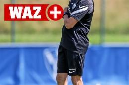 Frank Heinemann erklärt seine neue Rolle beim VfL Bochum