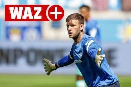 VfL Bochum: Torwart Michael Esser will bald wieder fit sein