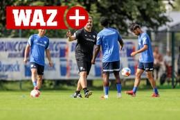 VfL Bochum: Reis trainiert in Gais, weiterer Keeper verletzt