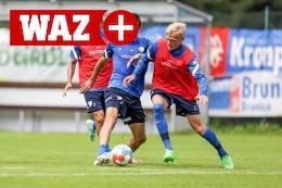 VfL Bochum: Das große Trainingslager-Zwischenzeugnis