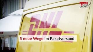 Pakete von DHL, Hermes und Co : Das sollten Kunden beim