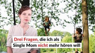 Single Mama von 3 Datierungen