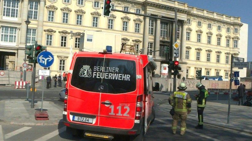 Brand Berliner Stadtschloß