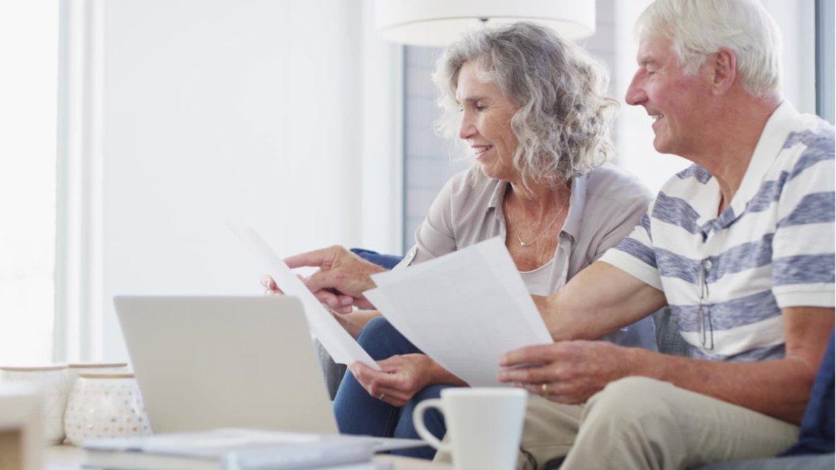 So sparen Rentner bei der Steuer