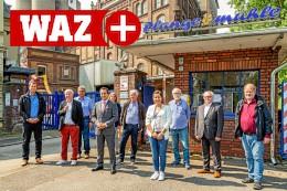 Plange Mühle in Homberg: Arbeiten für Großbauprojekt starten