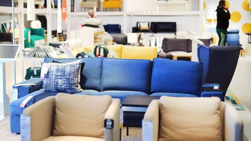 Ikea In Diesen Märkten Kann Man Bald Gebrauchte Möbel Kaufen Waz