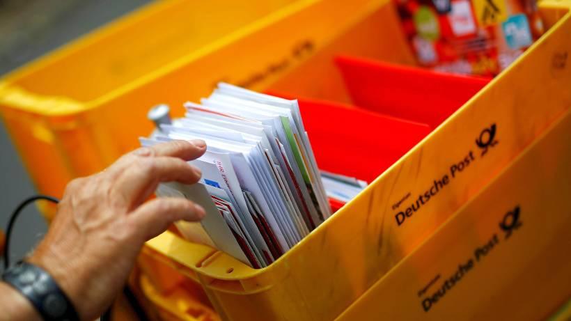 Deutsche Post Briefporto Soll Anfang 2019 Steigen Wazde Wirtschaft
