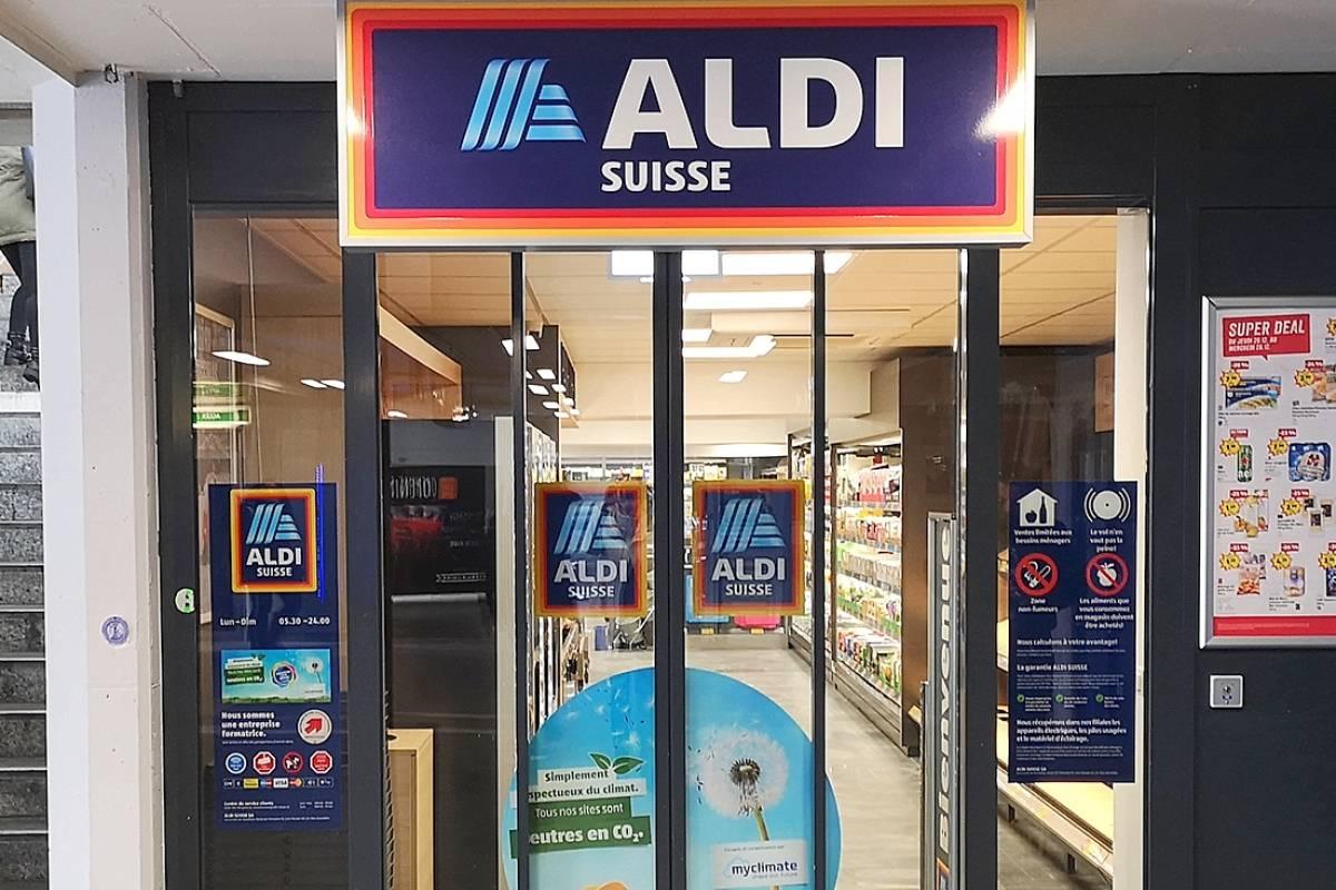 Aldi Sud Testet Mini Filiale Kommt Sie Auch Nach Deutschland Waz