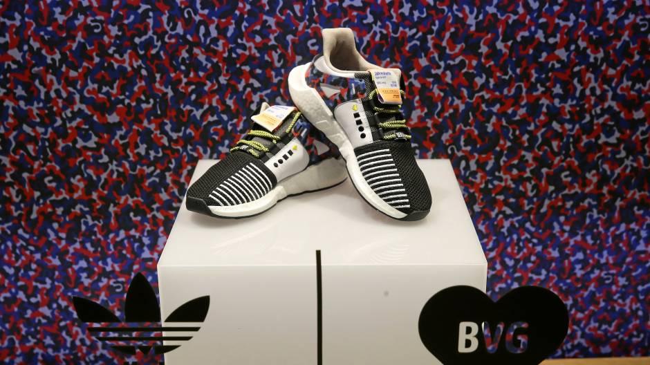 Sneaker statt Sparbuch: Schuhe besser als Aktien? |