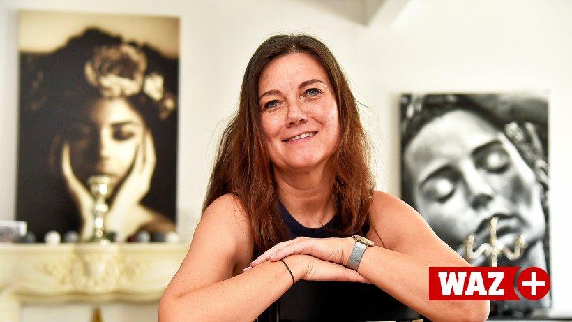 Revierkunst: Wittenerin zeigt die Erotik von Frauenkörpern