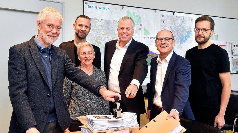 Uni Witten stellt Bauantrag für neues Campusgebäude - Westdeutsche Allgemeine Zeitung
