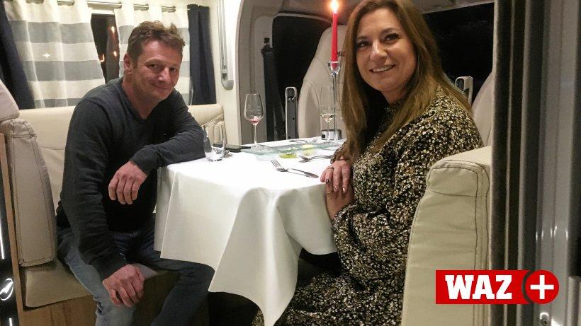 Fernsehsender berichten über Wohnmobil-Dinner in Witten