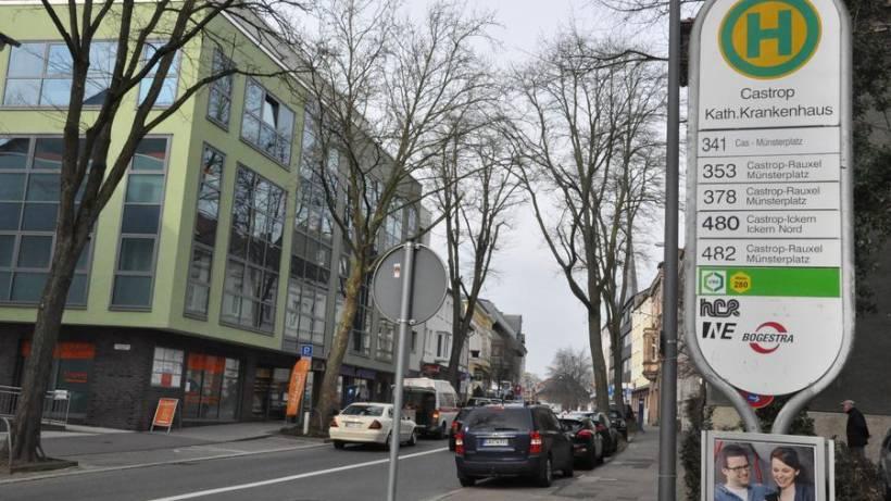 Behinderter Nach Rangelei Aus Bus Geworfen Wazde Castrop Rauxel