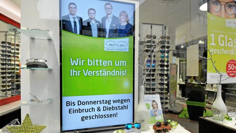 unbekannte stehlen 1000 brillen bei dortmunder optiker s d. Black Bedroom Furniture Sets. Home Design Ideas