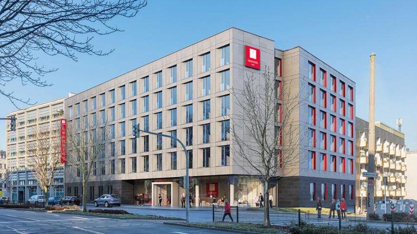 am burgwall wird ein neues hotel gebaut dortmund