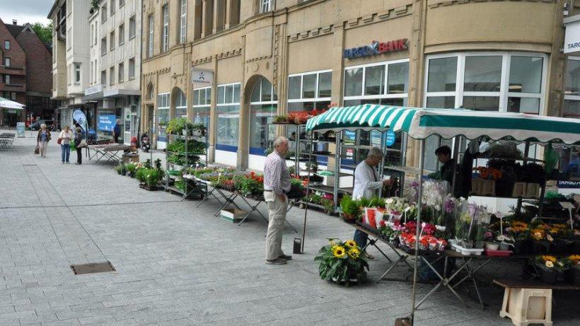 Ein rundgang ber den markt in castrop rauxel for Lumens boulevard